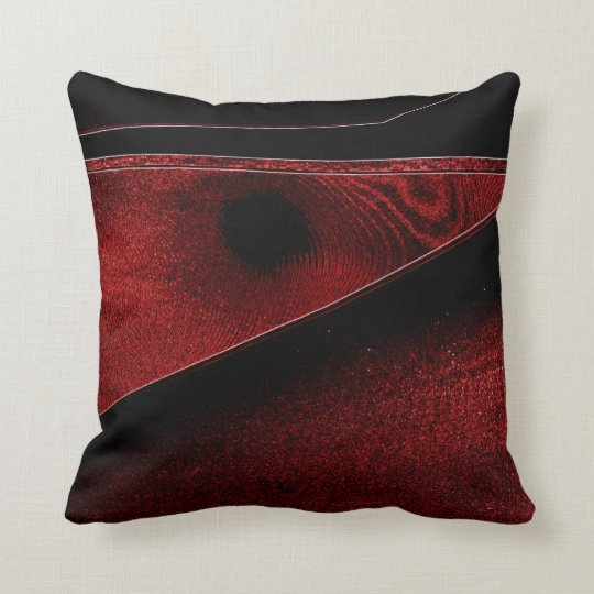 Black Hole Designer Pillow