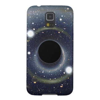Black Hole Einstein Ring NASA Galaxy S5 Case