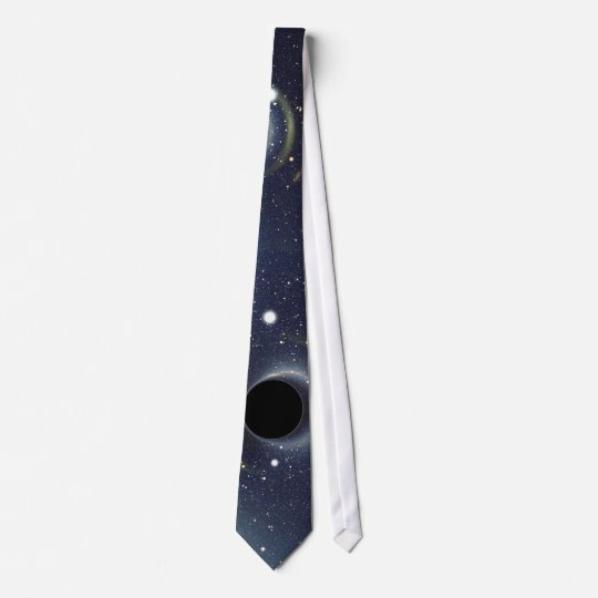 Black Hole Einstein Ring NASA Tie