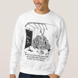 Black Hole Filled With Tools Sweatshirt
