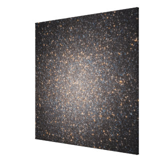 Black Hole in Omega Centauri NGC 5139 from Hubble Canvas Prints