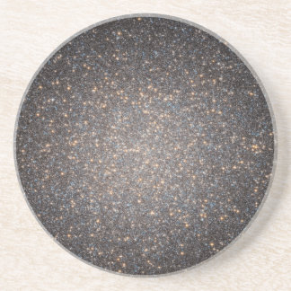 Black Hole in Omega Centauri NGC 5139 from Hubble Drink Coasters
