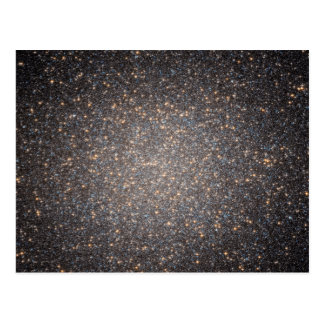 Black Hole in Omega Centauri NGC 5139 from Hubble Postcard