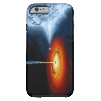 Black Hole Mobile Case