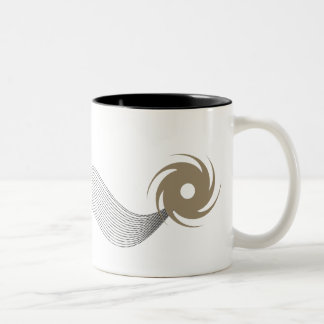 "Black Hole Recordings ""Gold"" Mug"
