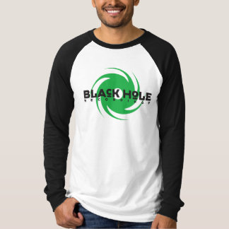 Black Hole Recordings Green T-Shirt