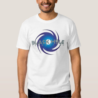 """Black Hole Recordings """"Space"""" T-shirts"""