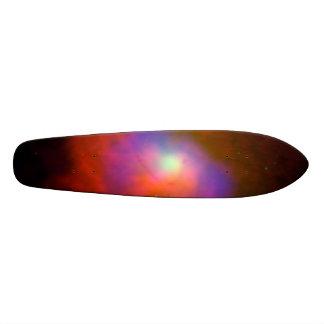 black hole 20 cm skateboard deck