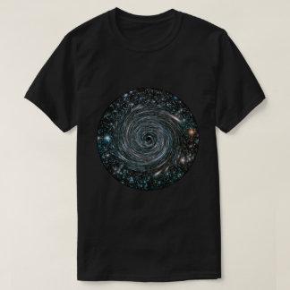 Black Hole Star Cluster Photo T-Shirt