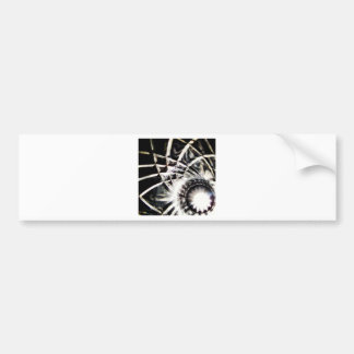 Black hole sun bumper stickers