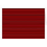 Black Horizontal Lined