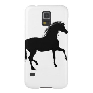 Black Horse Case For Galaxy S5