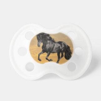 Black horse dummy