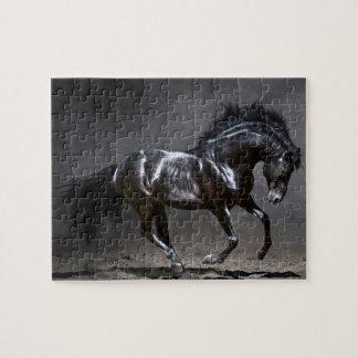 Black Horse Game Puzzle