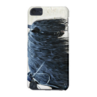 Black Horse Head iPod Touch 5G Case