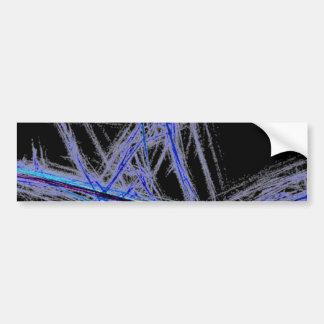 Black Ice Bumper Sticker