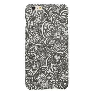Black iPhone 6 Plus Case