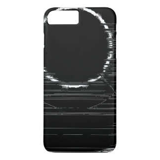 black iPhone 8 plus/7 plus case