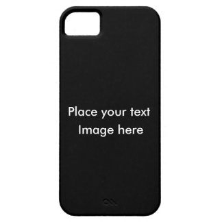 Black iphonecase iPhone 5 cover