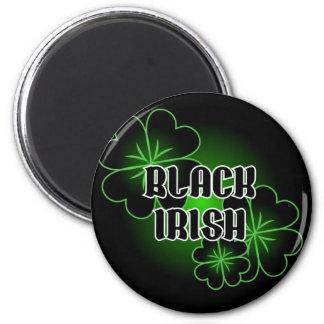 Black Irish Magnet