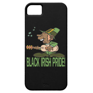 Black Irish Pride iPhone 5 Cover