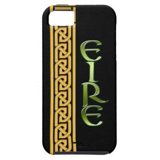 Black Irish Tough iPhone 5 Case