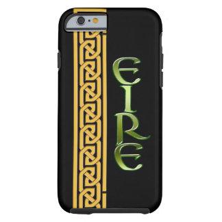 Black Irish Tough iPhone 6 Case