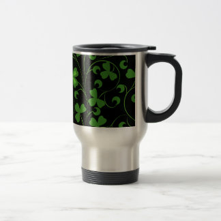 Black Irish Travel Mug