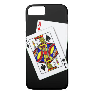 Black Jack iPhone 7 case