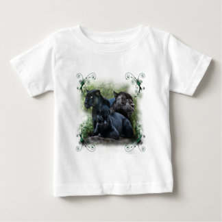 Black Jaguar Baby T-Shirt