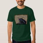 Black Jaguar Big Cat Wildlife-support Art T-Shirt