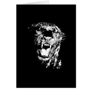 Black Jaguar Card