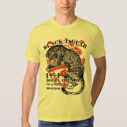 Black Jaguar Shirts