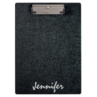Black Jeans | Personalized Clipboards