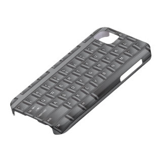 Black Keyboard Case For The iPhone 5