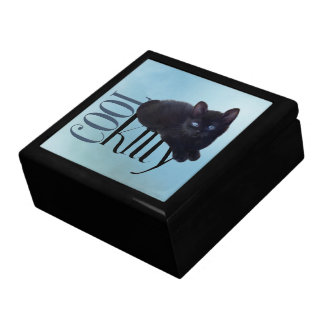 Black Kitten giftbox Gift Box