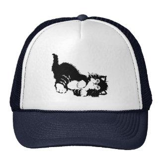 Black Kitten Hats