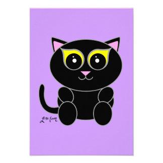 Black Kitty Announcements