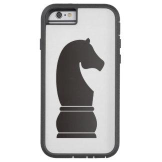 Black knight chess piece tough xtreme iPhone 6 case