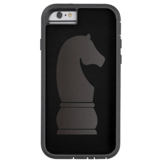 Black knight chess piece tough xtreme iPhone 6 case