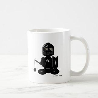 Black Knight (plain) Coffee Mug