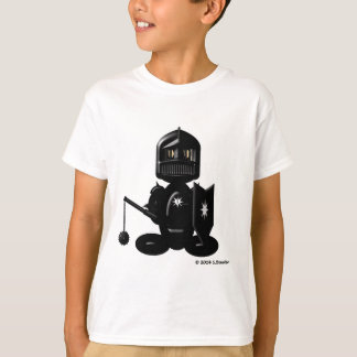Black Knight (plain) T-Shirt