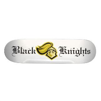 Black Knights 18.1 Cm Old School Skateboard Deck