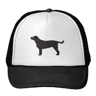 Black Lab Templates Ready to Customize Trucker Hat
