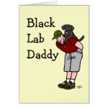 Black Labrador Daddy
