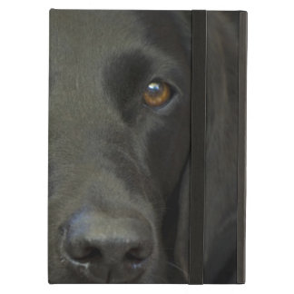 Black Labrador Dog iPad Air Case