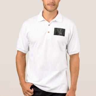 Black Labrador Dog Polo Shirt