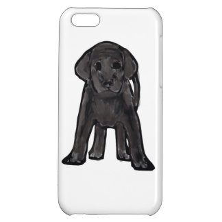 Black Labrador iPhone case iPhone 5C Cover
