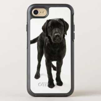 Black labrador retriever OtterBox symmetry iPhone 7 case