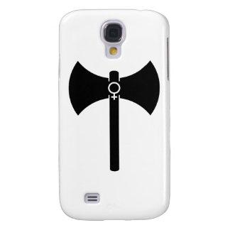 Black Labrys Samsung Galaxy S4 Covers